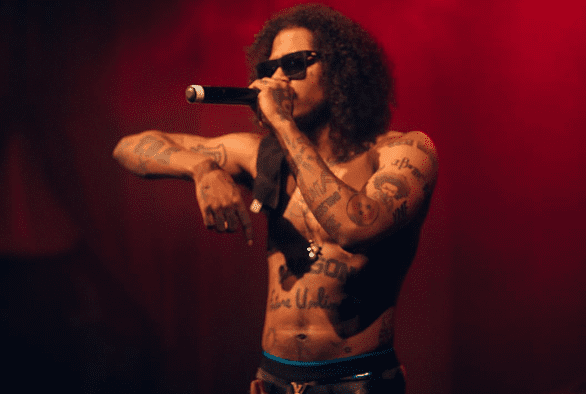 Ab-Soul's Sold Out #YMFTour in LA f. ScHoolboy Q, SZA & Nick Grant