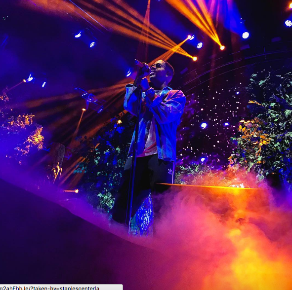 Kid Cudi Headlining #BETExperience at Staples Center with Snoop Dogg & Wiz Khalifa; #DXTurbo f. Baron Davis, Cozz, Trae Tha Truth