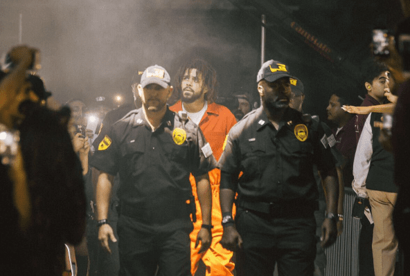 J. Cole's #4YourEyezOnly Tour Is His Best Tour To Date