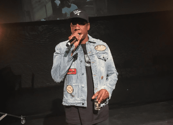 JAY-Z & Beyonce Supporting Vic Mensa At His #TheAutobiography Album Listening