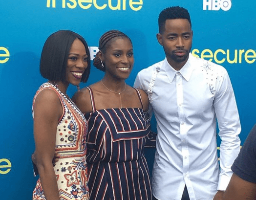 Issa Rae & Insecure HBO Throw The Block Party Of The Year f. Kamaiyah & SZA