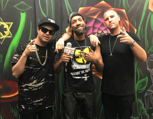Redman x Datsik x Jayceeoh = #1000Volts Video Shoot