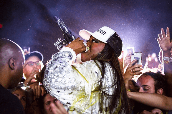 Missy Elliott Had Beyonce & Solange Watching Her Set At #FYFFest; Tyga's #BitchImTheShit2 Listening Party