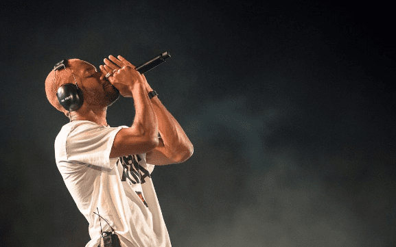 Frank Ocean Gave The Best Performance Of His Life At #FYFFest f. Brad Pitt