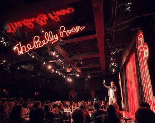 The Comedy Store Going Up On A Monday