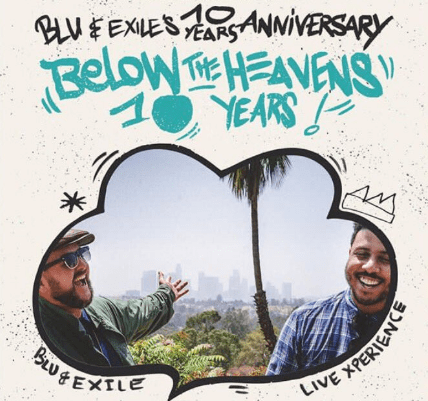 Blu & Exile's #BelowTheHeavens 10-Year Anniversary; Interviewing Sevyn Streeter Before Jeremih's Set