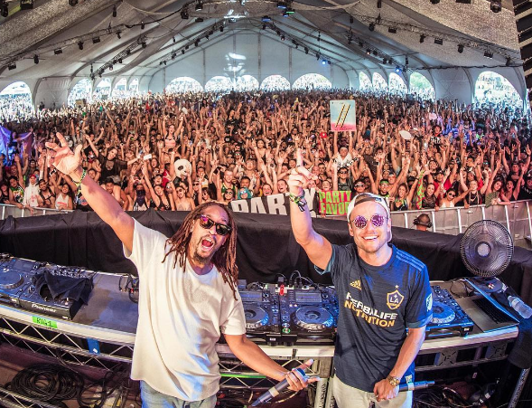 Party Favor & Lil Jon Take Over #HARDSummer Day 2