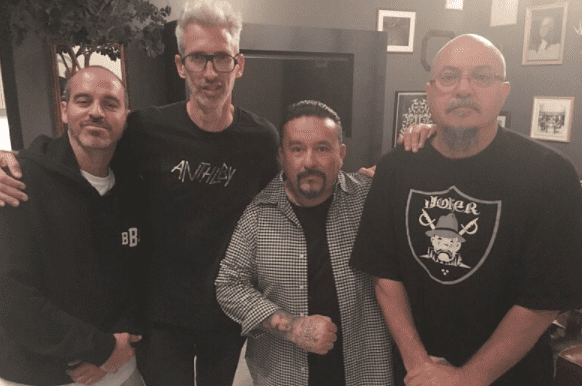 A Live Taping Of Stretch and Bobbito's NPR Podcast f. Mister Cartoon At Playa Studios in LA