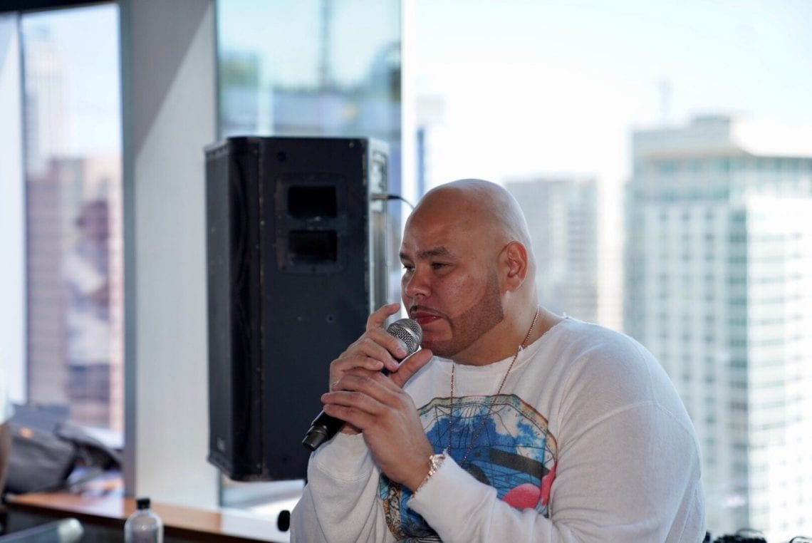 Brunch With Fat Joe 24 Stories Up At The Ritz Carlton In DTLA