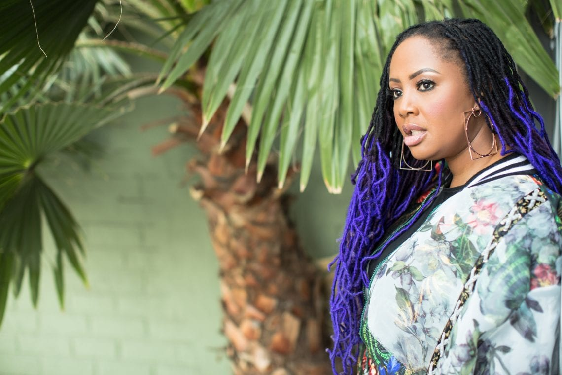 "Lalah Hathaway's ""Honestly"" Music Video Premiere At Her ""Taste of Soul"" Pre-Party In Hollywood"