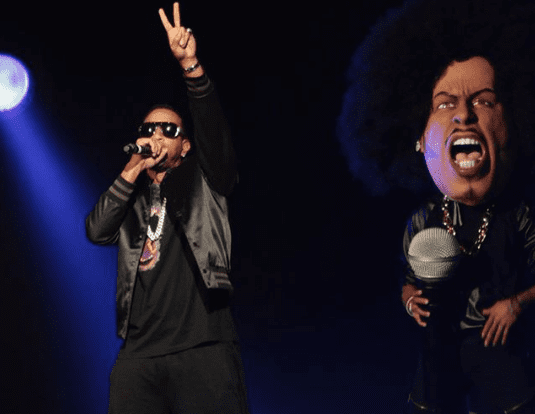 Ludacris, Ja Rule, Ashanti, Lloyd & Fat Joe Shut Down Los Angeles On The Pain Is Love Tour