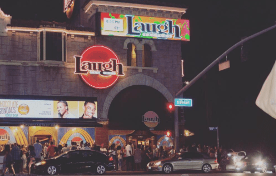 Pookey Comedy Roast At Laugh Factory's Chocolate Sundaes Comedy Show In Hollywood