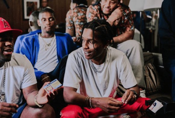 A$AP Mob Sets The Bar For All Hip Hop Shows On Too Cozy Tour