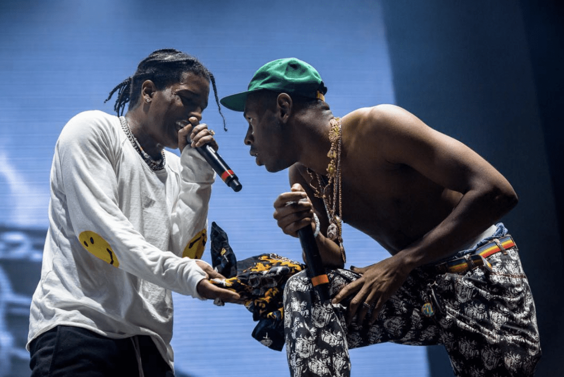 A$AP Rocky's Explosive Set At Camp Flog Gnaw f. Tyler, The Creator, Playboi Carti, Famous Dex, G-Eazy & Lil Yachty