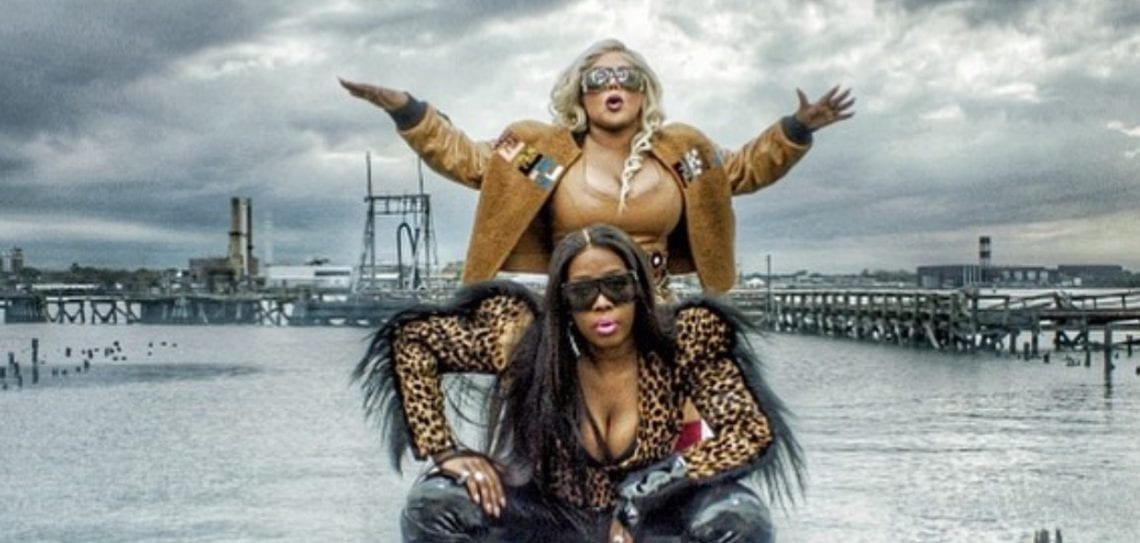 "Remy Ma & Lil Kim Go IN On ""Wake Me Up"""