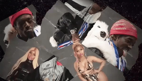 "Queen Nicki Minaj Arrives For Lil Uzi Vert's Song ""The Way Life Goes"""