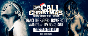 Power 106's Cali Christmas 2017 f. Chance The Rapper @ The Forum | Inglewood | California | United States