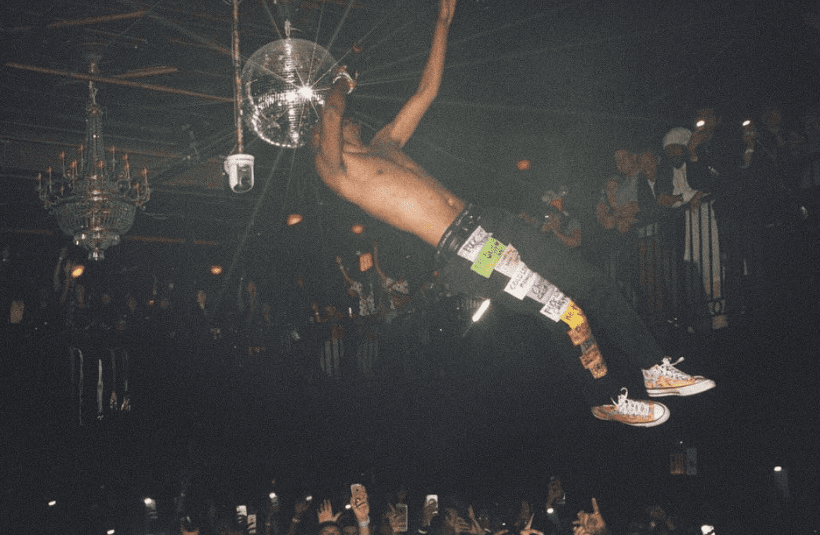 Aminé Gives His Best Performance Yet On Good For You Tour In LA; Irv Gotti x Popular Demand x BET #TALES Season Finale Screening