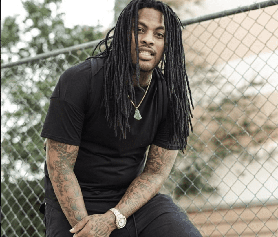 Waka Flocka Was The Perfect Headliner For Circle V Vegan Music Fest At The Regent In DTLA