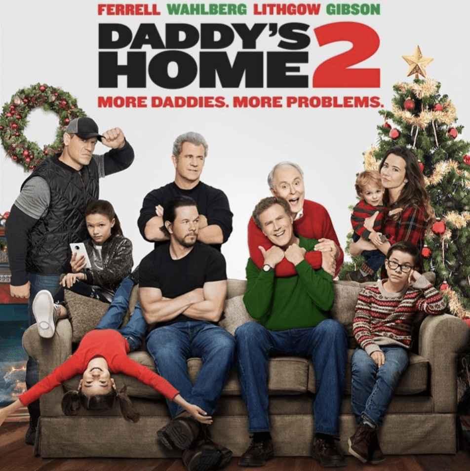 Daddy's Home 2 (f. Will Ferrell & Mark Wahlberg) Is The Perfect Comedy For The Holidays