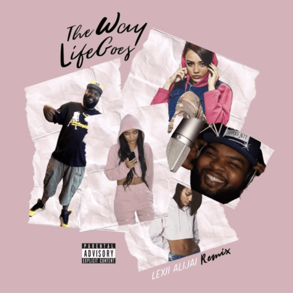 """Lexii Alijai Spits On Real Life In """"The Way Life Goes"""" (Remix)"""