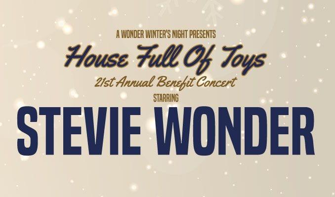 Stevie Wonder: House Full of Toys