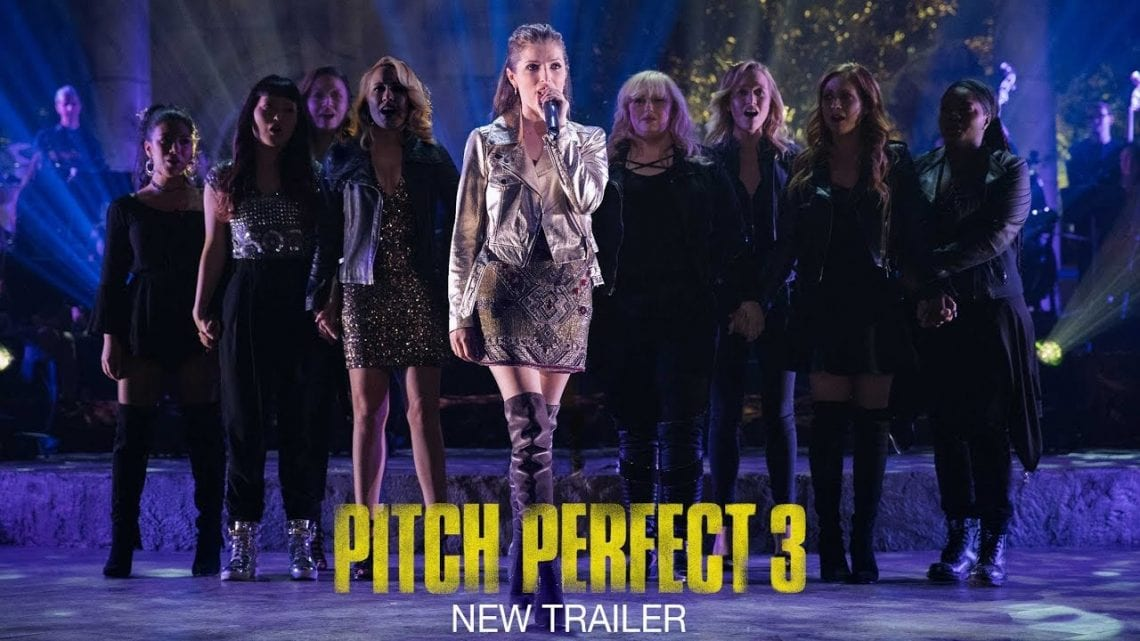 3 Thumbs Up For Pitch Perfect 3