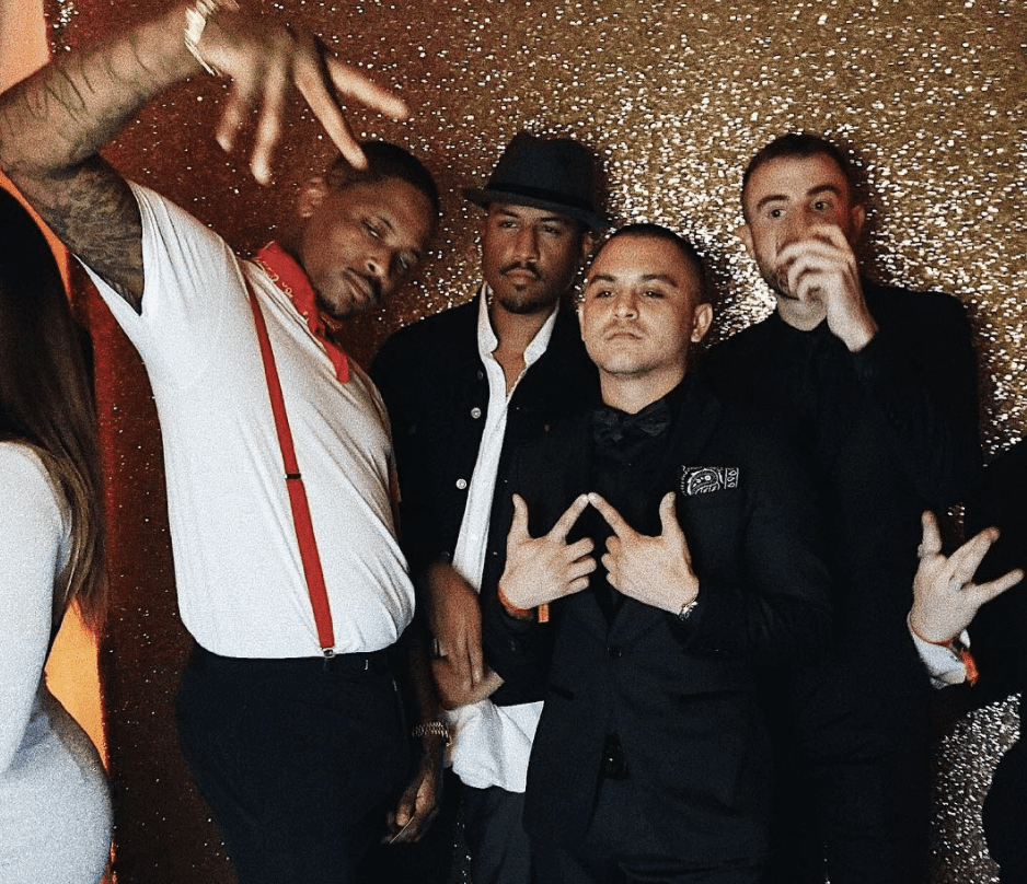"YG Shut Down Young & Reckless Prom With ""Fuck Donald Trump"" At SLS Beverly Hills"