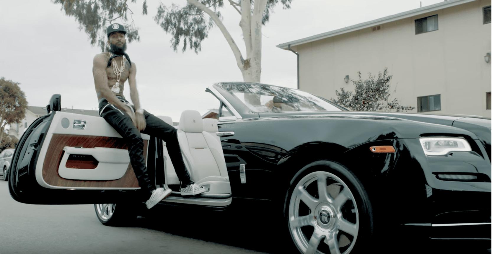 """Nipsey Hussle Goes Hard In """"Rap Niggas"""""""