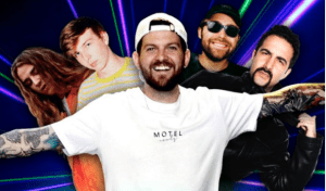 The Dillon Francis IDGAFOS NYE Experience @ The Shrine Expo Hall | Los Angeles | California | United States