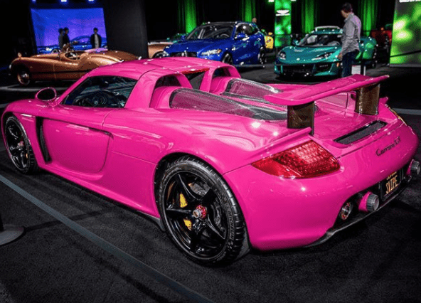LA Auto Show Takes Over Los Angeles Convention Center In DTLA - Auto convention