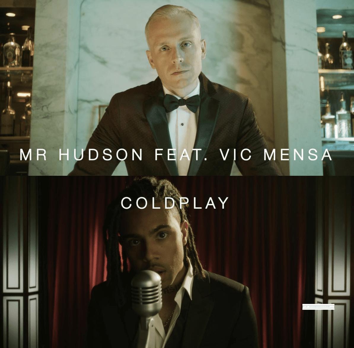 "Mr. Hudson & Vic Mensa Reminisce On ""Coldplay"""