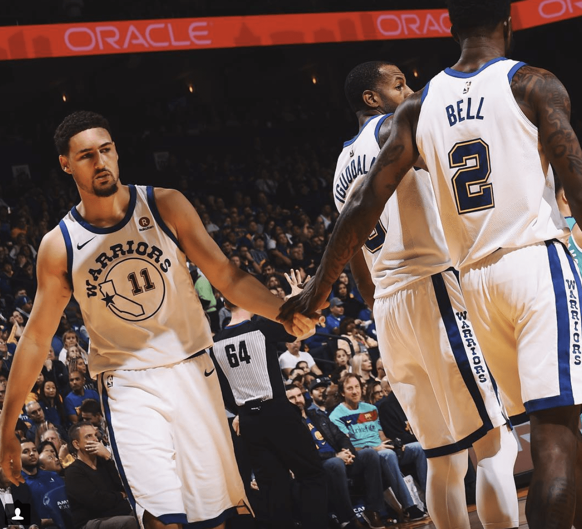 Golden State Warriors Fall Short To The Charlotte Hornets At Oracle Arena In Oakland