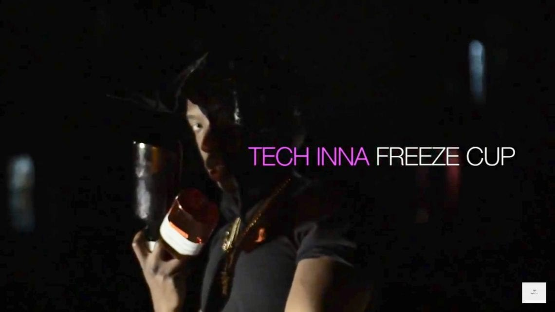 "WE$TSIDE Parlé Has A Message For Lean Users In ""Tech Inna Freeze Cup"""