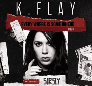 K.Flay @ Fonda Theatre | Los Angeles | California | United States