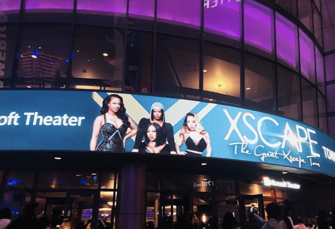Xscape Brings Out Jermaine Dupri, Wiz Khalifa, R. Kelly & T.I. At 2nd Sold-Out Show In Los Angeles