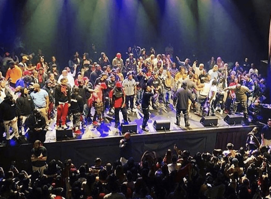 History Was Made At The RJ Vs. 03 Greedo Show In Los Angeles
