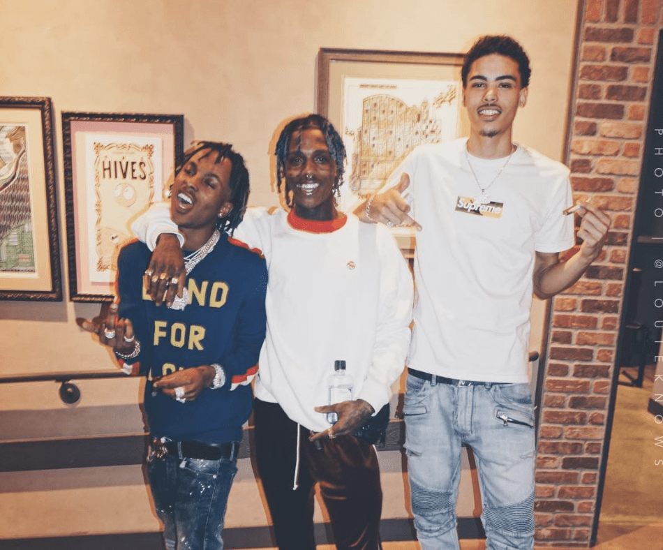 "Rich The Kid Performs ""Plug Walk"" For The First Time; DJ Caleeb's LOVE EP Listening With Urban Outfitters"