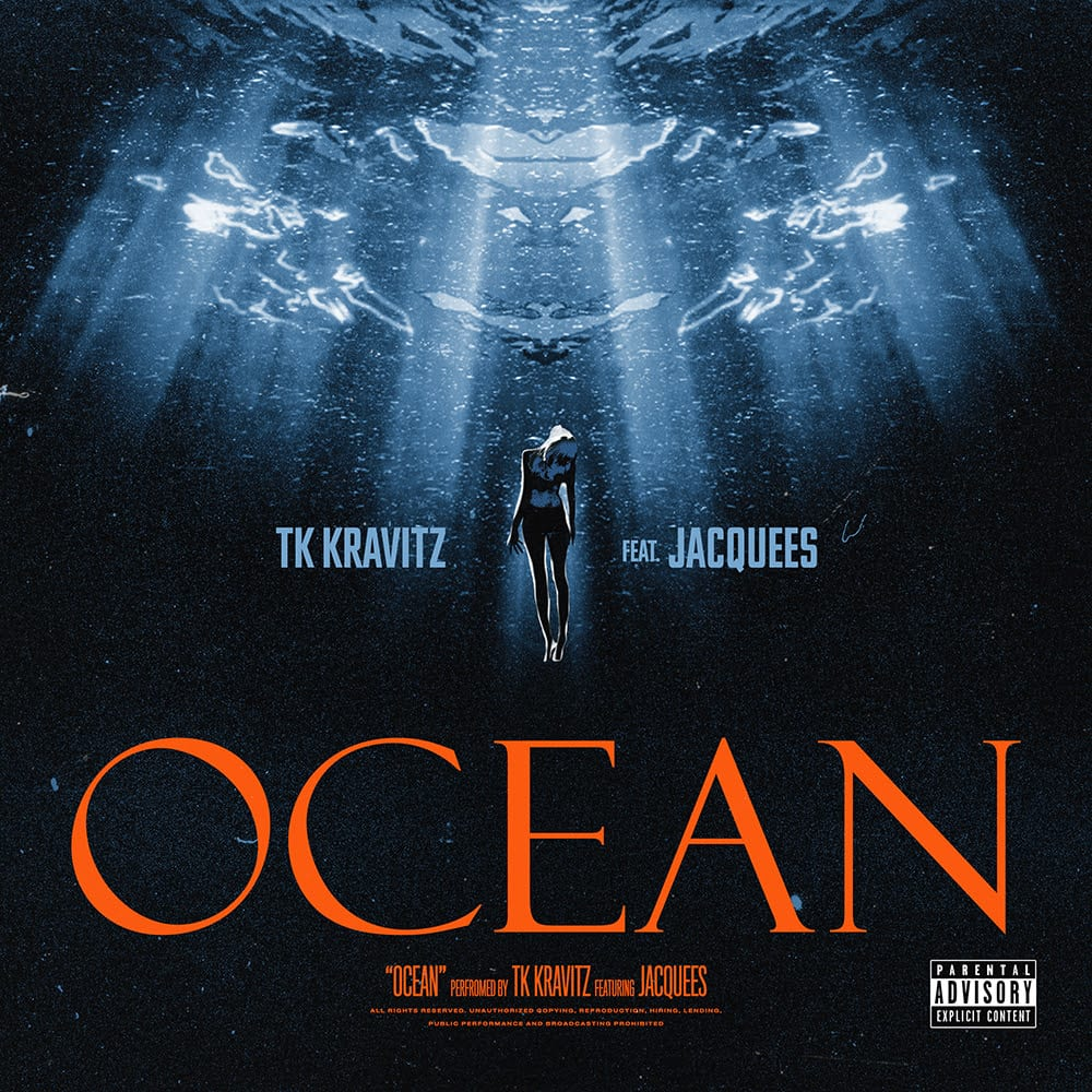 "TK Kravitz & Jacquees Slow It Down With ""OCEAN"""