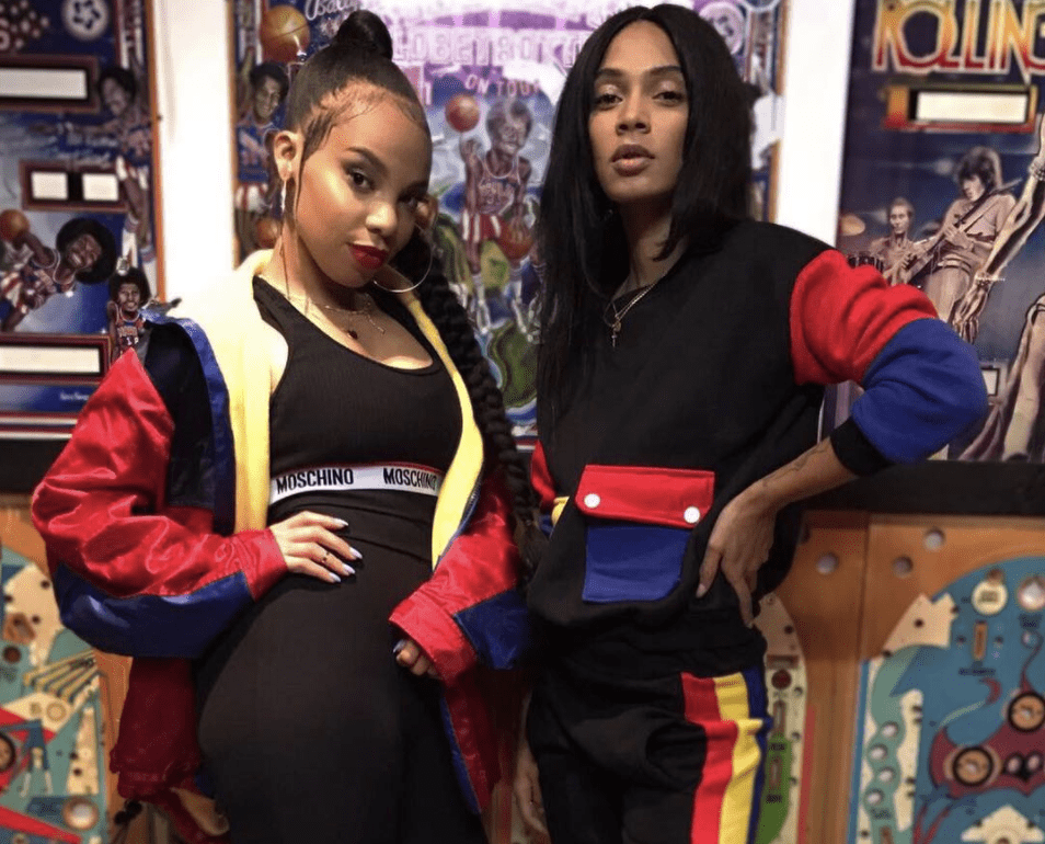 """AMY MIYÚ & Rochelle Drop 90s-Themed """"All Good"""" Visual"""