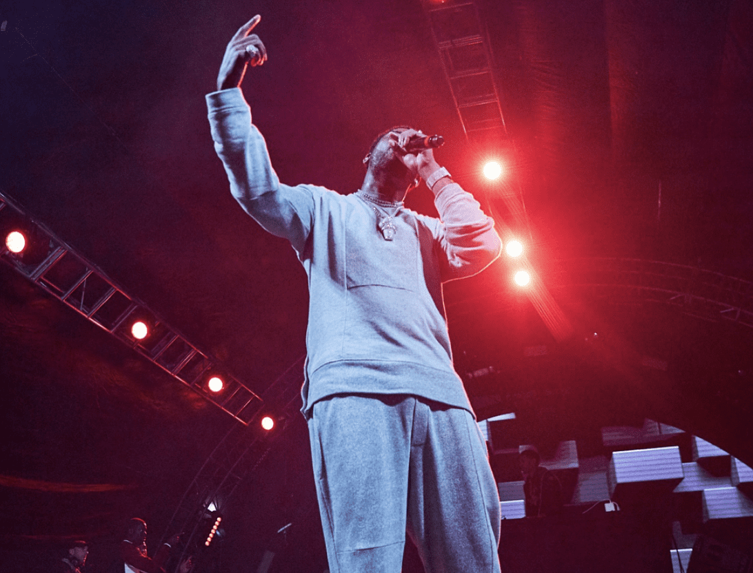 Gucci Mane, GRiZ & Tinashe Took Over Day 2 Of Air + Style