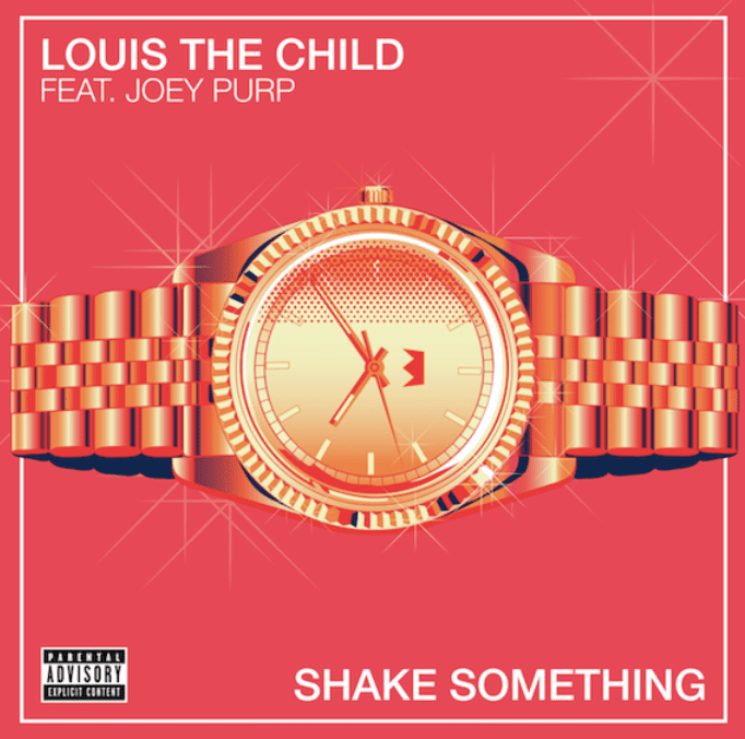 "Listen To Louis The Child & Joey Purp ""Shake Something"""