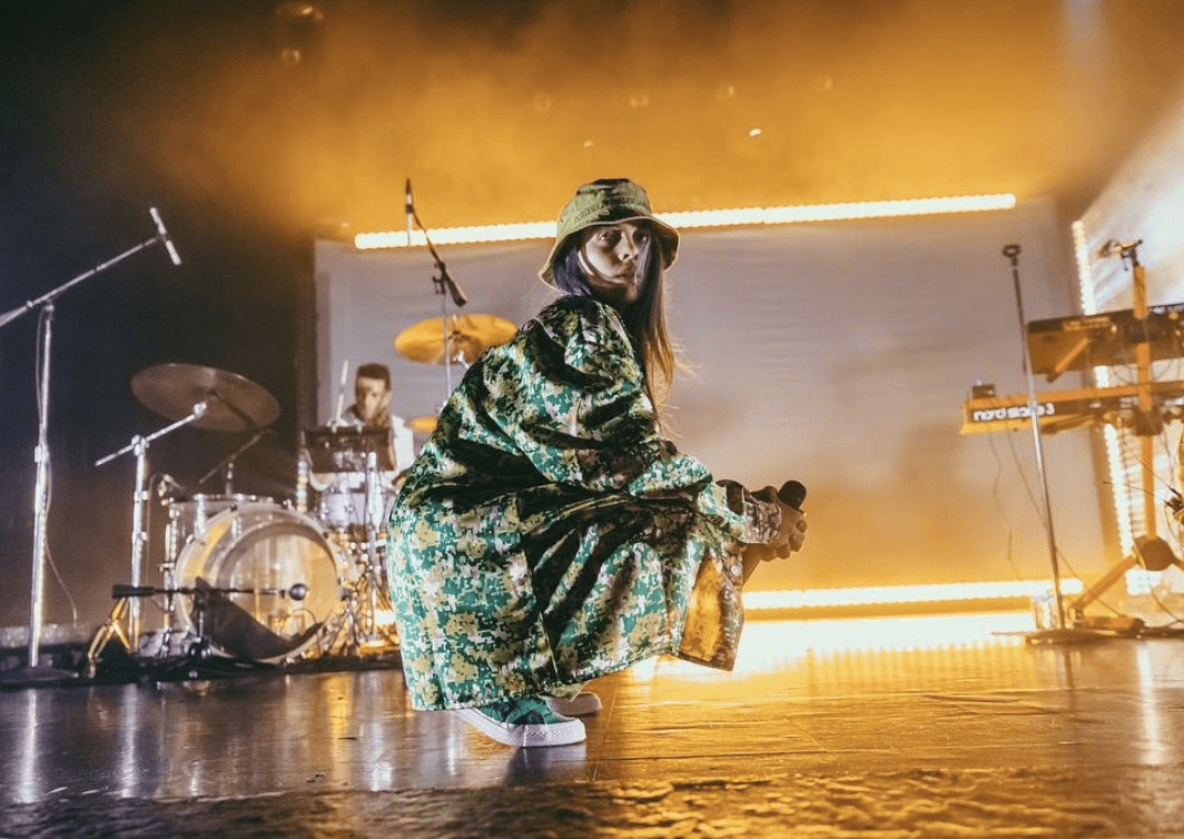 Billie Eilish Sells Out The El Rey At 16 Years Old