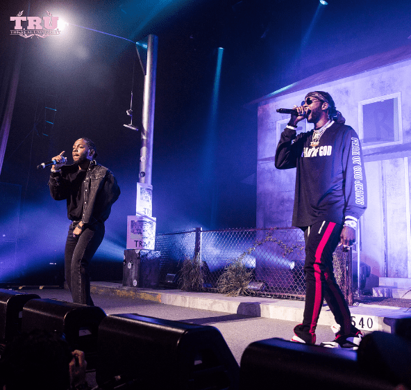 2 Chainz Brings Out Kendrick Lamar, Chance The Rapper, Big Sean, Jhene Aiko, Ty Dolla $ign & O.T. Genasis During BET Weekend