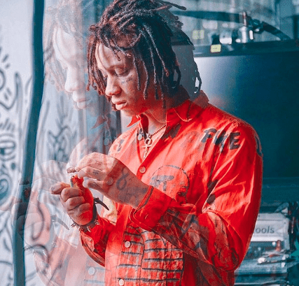 Trippie Redd Sells Out The Roxy In LA At Just 18 Years Old