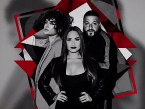 Demi Lovato f. DJ Khaled & Kehlani @ The Forum | Inglewood | California | United States